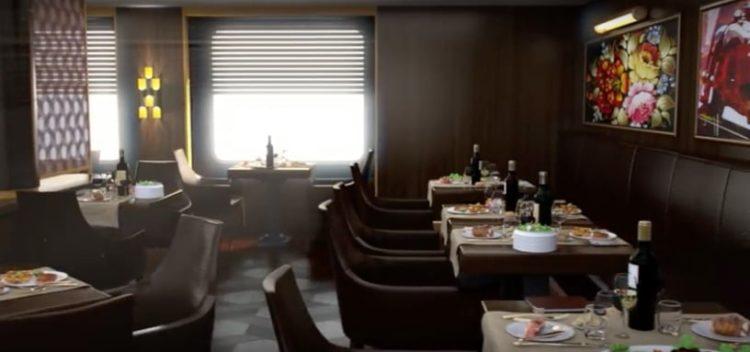 MSC Meraviglia Steakhouse @ MSC Kreuzfahrten