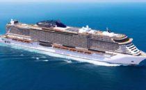 MSC Seaview Mittelmeer Kreuzfahrten: Ab sofort buchbar!
