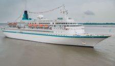 MS Albatros ist kaputt – Schaden an der Ruderanlage?