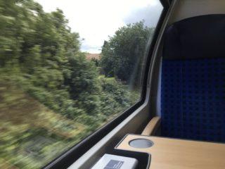 Anreise mit dem Zug nach Kiel - Reisebericht Mein Schiff 5 Vorfreude 3