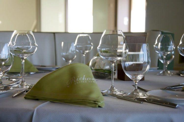 Gourmet-Restaurant: Richards - Feines Essen auf der Mein Schiff