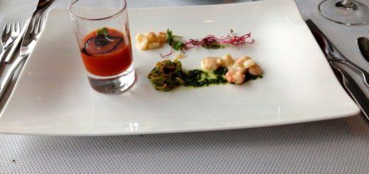 Speisen im Richards - Feines Essen auf der Mein Schiff