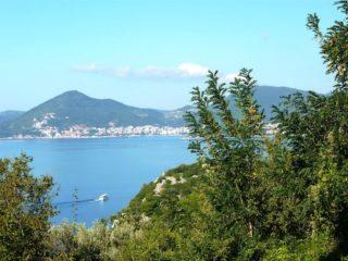Stevi Stefan Aussicht auf die Bucht von Kotor