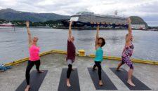 Mein Schiff Yoga- und Fitness Kreuzfahrten