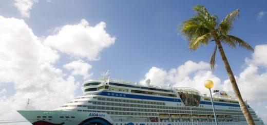 AIDAluna verlässt Deutschland in Richtung New York - Winter in der Karibik - Sommer in Norwegen, Island und Spitzbergen / © AIDA Cruises