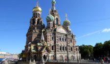 Landausflug St. Petersburg: Stadtrundfahrt
