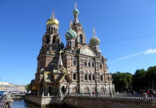 Blutkirche St. Petersburg