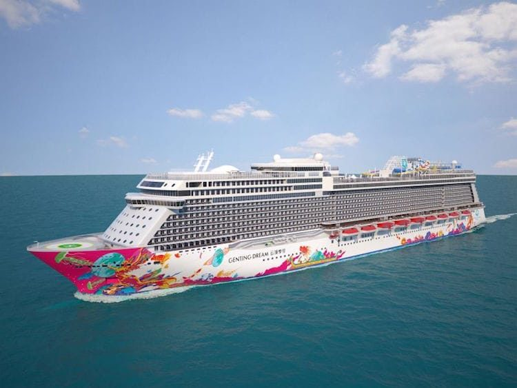 Genting Dream / © Dream Cruises
