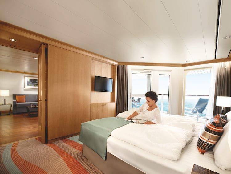 Mein Schiff 2 - alte Suiten / © TUI Cruises
