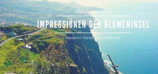 Landausflug Madeira: Impressionen der Blumeninsel (Funchal)