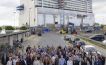 70 Auszubildende starten 2016 auf der Meyer Werft