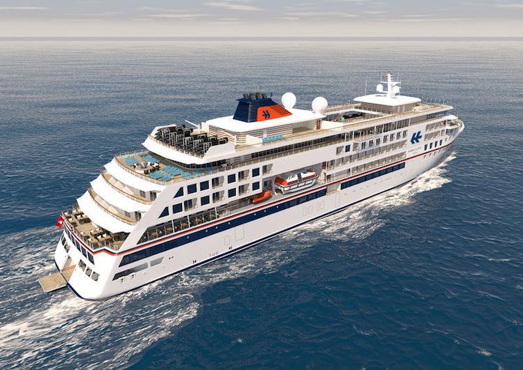 Die neuen Hapag Lloyd Cruises Expeditions-Kreuzfahrtschiffe / © Hapag Lloyd Cruises