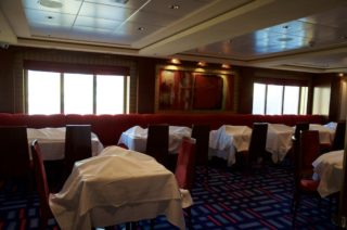Alizar Main Dining Room Norwegian Jade