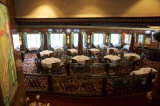 Grand Pacific Main Dining Room Norwegian Jade