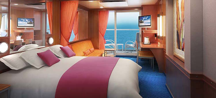 Mini Suite Norwegian Jade © NCL