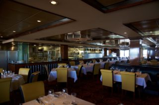 Cagney's Steakhouse Norwegian Jade