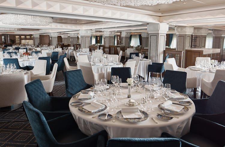 Compass Rose Restaurant auf der Seven Seas Voyager / © Regent Seven Seas