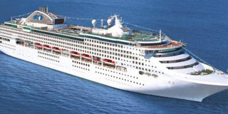 Sea Princess: Auf diesem Kreuzfahrtschiff wurden 95 Kilogramm Kokain gefunden / © Princess Cruises