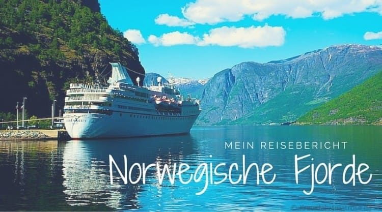 MS Ocean Majesty Reisebericht Norwegische Fjorde