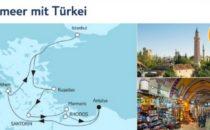 Mein Schiff 1: Mittelmeer mit Türkei