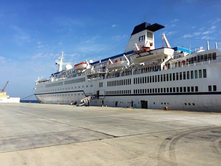 MS Berlin in Hurghada