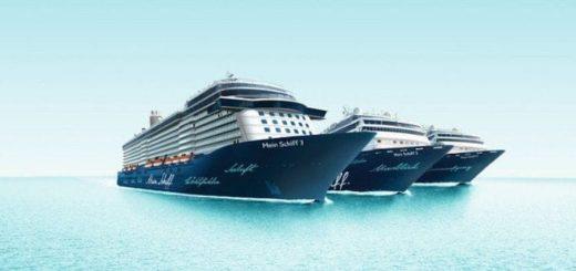 Mein Schiff 1 bis 3 / © TUI Cruises