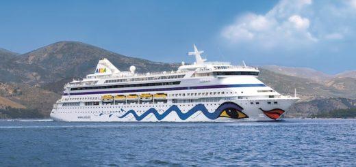 AIDAaura - AIDA Selection Kreuzfahrten im Mittelmeer © AIDA Cruises