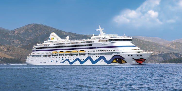 AIDAaura - AIDA Selection Kreuzfahrten im Indischen Ozean © AIDA Cruises