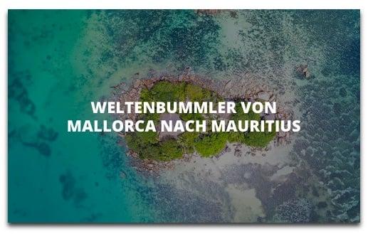 AIDAaura Weltenbummler von Mallorca nach Mauritius © AIDA Cruises