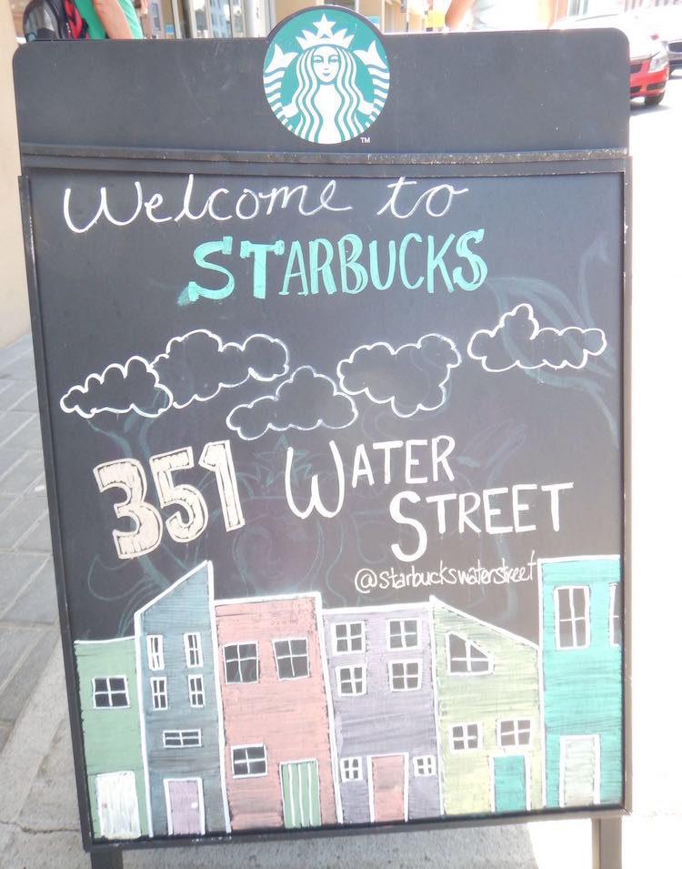 Starbucks St. John's