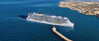 Costa LNG-Neubauten von der Meyer Turku Werft / © Costa Kreuzfahrten