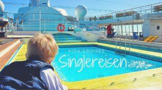 AIDA Single Kreuzfahrten für Alleinreisende