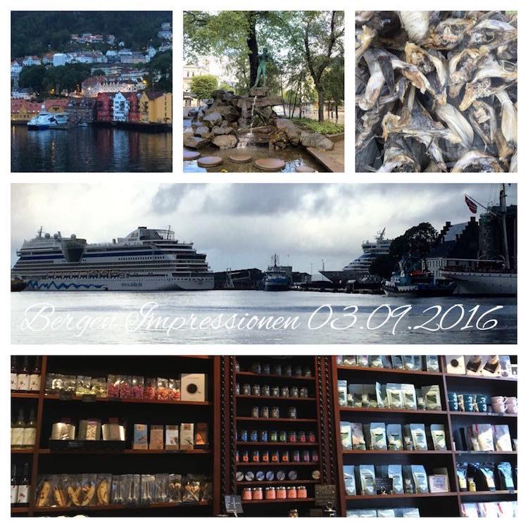 AIDAdiva Reisebericht: Bergen
