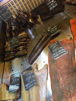 Fischmarkt Bergen