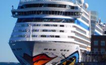 AIDAdiva: Von Gran Canaria nach Hamburg