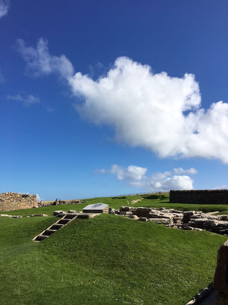Broch of Gurness Kirkwall