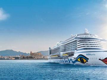 AIDAperla das neue AIDA Flaggschiff 2017 / © AIDA Cruises