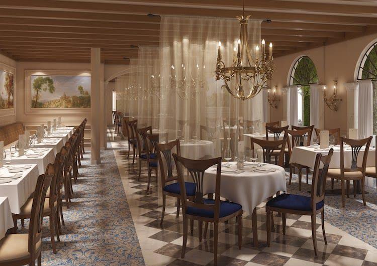 AIDAprima Casa Nova Restaurant / © AIDA Cruises