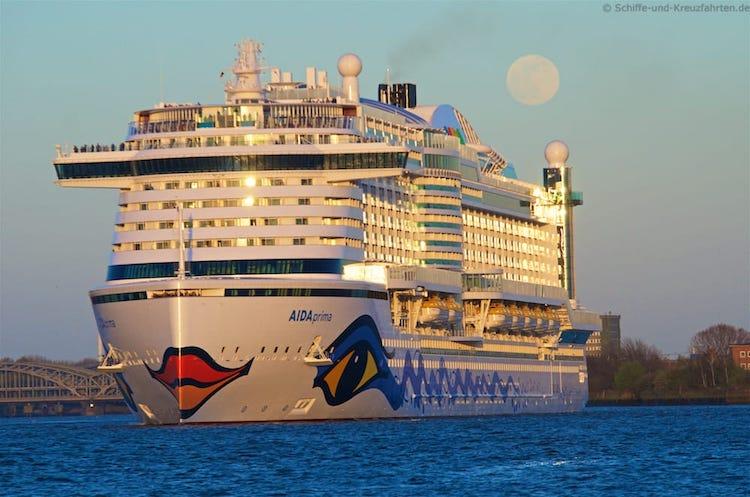 Kanaren Kreufzahrten mit AIDAprima - Ab November 2017 fährt AIDAprima die Kanaren & Madeira Route