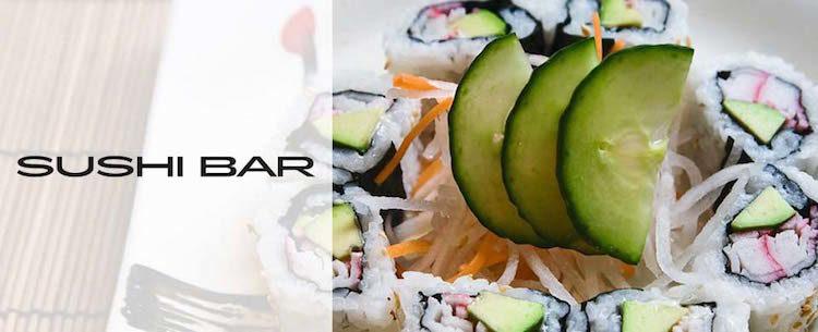 AIDAprima Sushi Bar / © AIDA Cruises