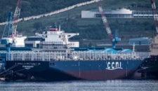 Feuer im Hamburger Hafen – Containerschiff brennt (VIDEO)