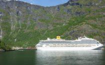 Costa Fortuna Reisebericht Nordeuropa Kreuzfahrt