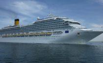 Costa Fortuna glänzt bei Rückkehr nach Europa in neuem Look