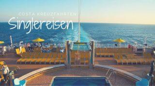 Costa Single Kreuzfahrten für Alleinreisende