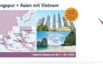 Mein Schiff 1 Dubai trifft Singapur & Asien mit Vietnam