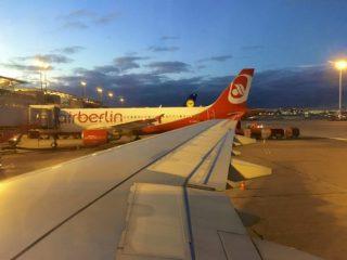Air Berlin Hamburg Airport