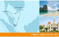 Mein Schiff 1 Asien mit Vietnam