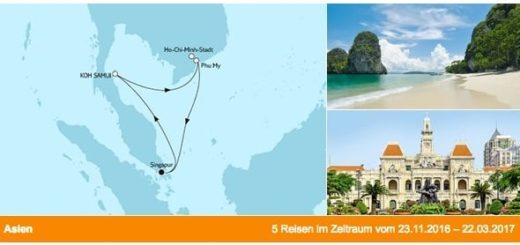 Mein Schiff 1 Asien mit Vietnam / © AIDA Cruises