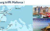 Mein Schiff 1 Hamburg trifft Mallorca 1