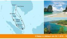 Mein Schiff 1 Malaysia & Thailand